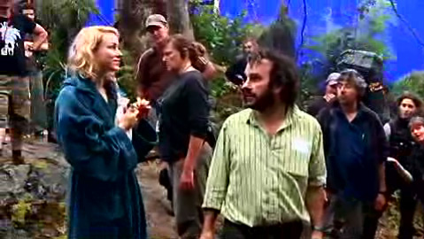 Peter Jackson, from King Kong Production Diary